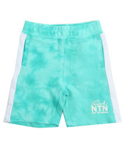 Boys - Double Dyed Knit Shorts (2T-4T)