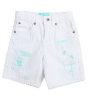 Bottoms - Patch Twill Shorts (4-7)
