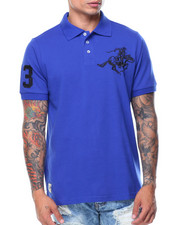 Men - Colt Logo Solid S/S Polo