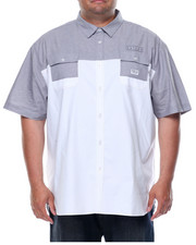 Men - Short Sleeve Woven (B&T)