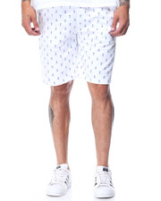 Buyers Picks - Nautical Print French Terry Shorts