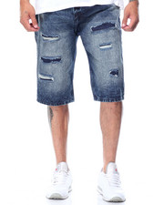 Men - European Style Denim Shorts