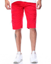 Men - Rip & Repair 5 Pocket Shorts