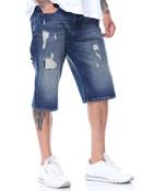European Style Denim Shorts