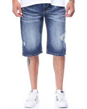 Men - American 5 Pocket Denim Shorts