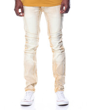 Pants - Knee - Panel Washed - Down Stretch Twill Pants