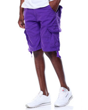 Jordan Craig - Multi Stitch Trim Cargo Shorts
