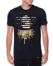 T-Shirts - Gold Foil Graphic  S/S Tee