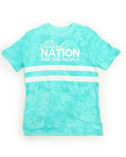 Boys - Double Dyed Tee (8-20)