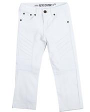 Bottoms - Usa Moto Jean (4-7)