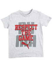 Boys - Respect The Game Tee (4-7)