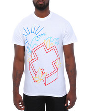 T-Shirts - Rising Cross S/S Tee