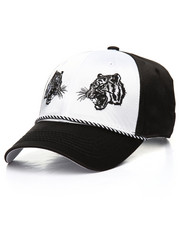 Dad Hats - Satin Tiger Souvenir Dad Cap