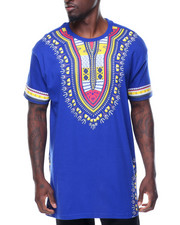 T-Shirts - S/S Tribal Printed Tee