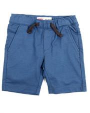 Bottoms - Santa Cruz Knit Shorts (4-7X)