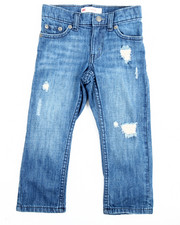 Bottoms - 511 Slim Destruction Jeans (2T-4T)