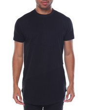 Buyers Picks - Mesh Color-block Tee