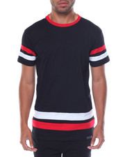 T-Shirts - Color-block Tee