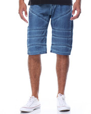 Men - Slick Denim Shorts