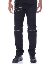 Pants - Biker Spandex Twill Pants