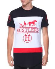 Buyers Picks - Hustler Colorblock Side Zip Tee