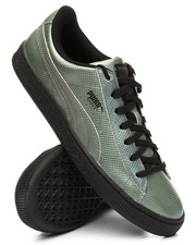 Men - Basket Classic Holograhic Sneakers
