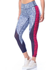 Women - CLASH 3/4 LEGGINGS