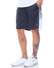 Basic Essentials - Raindrop Mesh Basketball Shorts