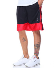 Basic Essentials - Dazzle - Trim Mesh Basketball Shorts