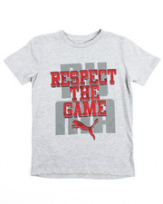Boys - Respect The Game Tee (8-20)