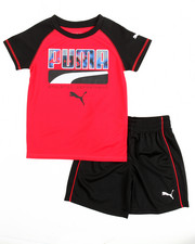 Boys - Shirt & Short Set (4-7)