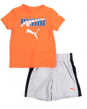 Sets - Shirt & Short Set (2T-4T)