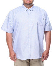Shirts - Easy Bet S/S Button - Down
