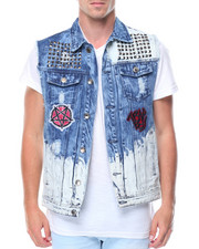 Buyers Picks - Trap Boy Denim Vest