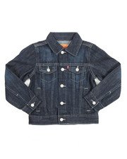 Levi's - Denim Trucker Jacket (5-7)