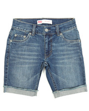 Bottoms - 511 Cuffed Cut-off Denim Shorts (8-20)