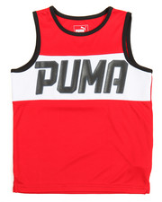 Tops - Puma Muscle Tank (4-7)