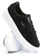 Puma - Suede Platform Sneakers