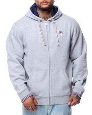 Fila - Full Zip Fleece Hoody