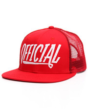 Hats - Signature Trucker Snapback