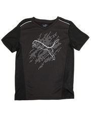 Boys - Puma Big Cat Tee (8-20)