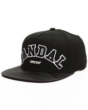 Men - Vandal Bomber Snapback With Camo Visor