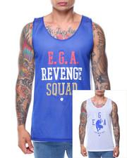 Men - Revenge Mesh Reversible Tank