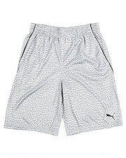 Bottoms - Puma Printed Short (8-20)