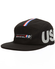 Hats - United Nylon Strapback Cap