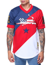 T-Shirts - USA Panther Baseball Jersey