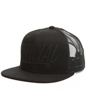 Men - Signature Trucker Snapback