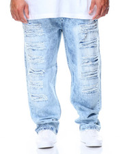 Southpole - Lined Ripped Denim (B&T)