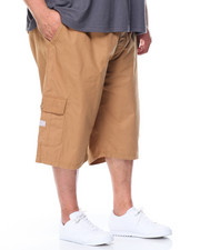 Men - Elastic Waist Shorts (B&T)