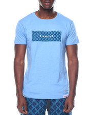 Men - Diamond Tile Tee